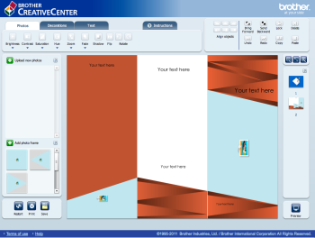 software for creating brochures