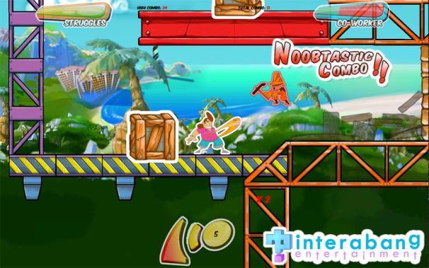 Super Comboman: Struggles Adventures