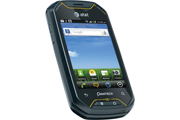 Pantech Crossover messaging phone