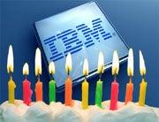IBM 100 Years Old