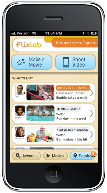 Flixlab Provides Fast, Simple Video Editing on Your Phone