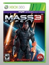e3 microsoft games mass effect 3