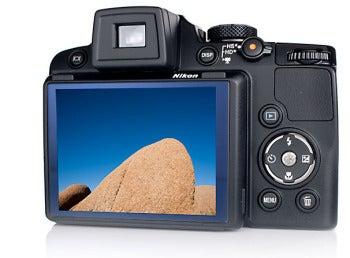 Nikon Coolpix P500 megazoom camera