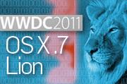 """OS X 10.7 """"Lion"""""""