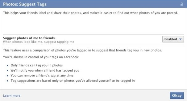 Facebook Photo Tagging: A Privacy Guide