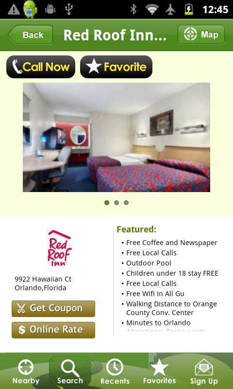 Room Saver Hotel Coupons
