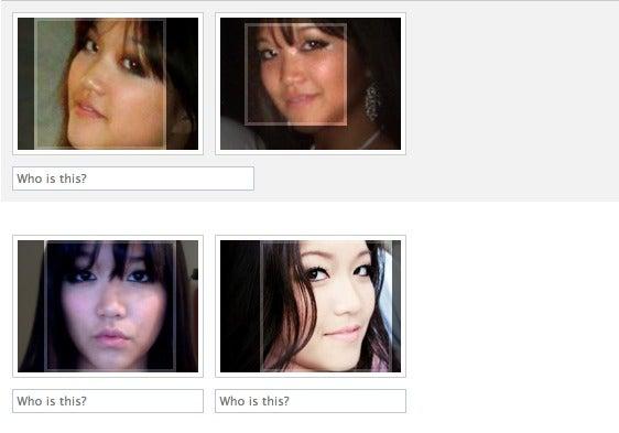 Facebook Facial Recognition Flops