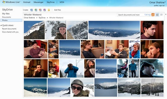 Microsoft's SkyDrive Gets a Partial Makeover