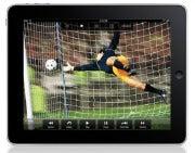 SlingPlayer Mobile on iPad