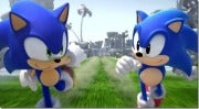 """""""Modern Sonic"""" and """"Classic Sonic"""""""