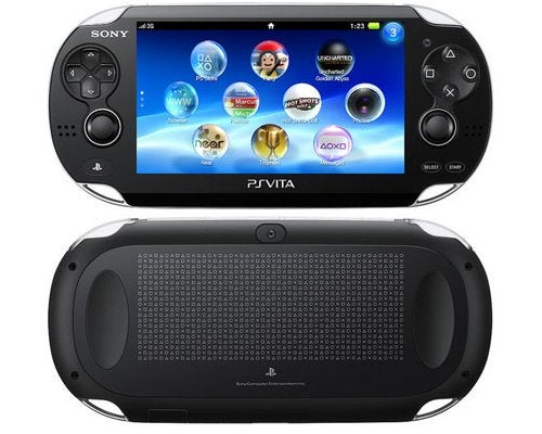 ps vita and touchpad
