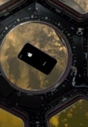 apple iphone 4 space nasa