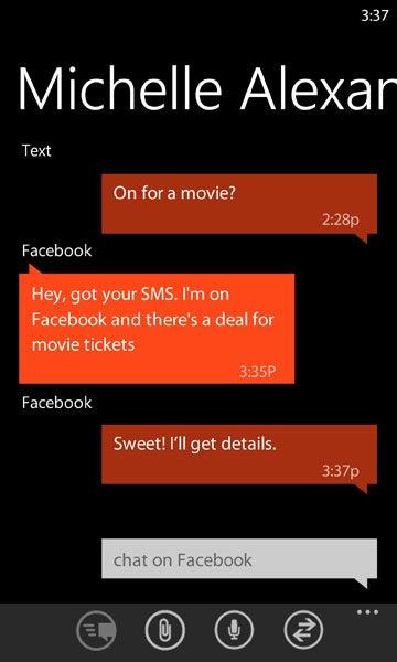 Windows Phone 7 'Mango' Hands On