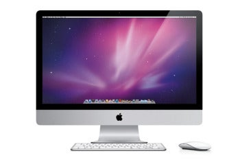 27-inch, 3.1GHz Apple iMac.