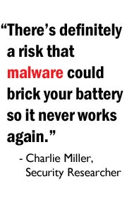 Charlie Miller quote
