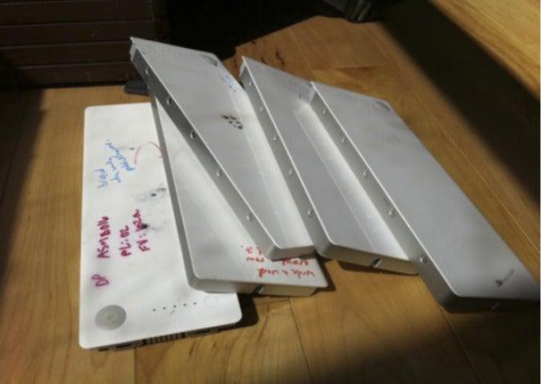 Dead Apple laptop batteries