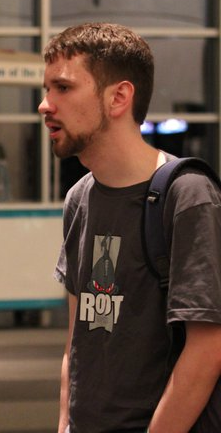 "Steven ""Destiny"" Bonnell II (Photo by EdwardStarcraft)"