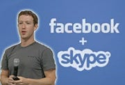 facebook video chat skype
