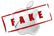fake apple store china