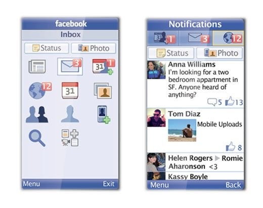 Facebook Releases 'Facebook for Every Phone' App