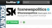 twitter fox tweet hoax president