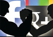 User Satisfaction Study: Facebook Vulnerable to Google+