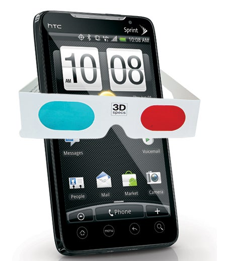 Battle of the 3D Phones: HTC EVO 3D vs. LG Optimus 3D : TechHive