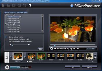 Cyberlink PowerProducer satisf...