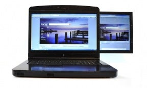 gScreen SpaceBook laptop