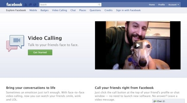 Facebook-Skype Video Calling: A Getting-Started Guide | PCWorld