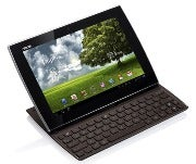 Asus Tablet with Slide-out Keyboard Due in September?