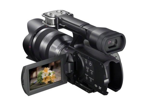 Sony Handycam NEX-VG20 HD camcorder