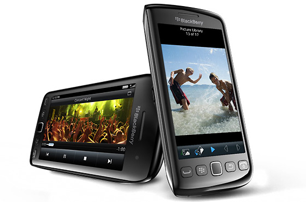 New BlackBerry Torch Guns for the iPhone Again