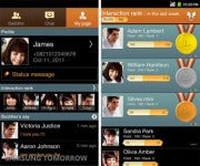 Samsung's ChatOn Messenger Guns for BlackBerry, Apple