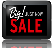 TouchPad sale