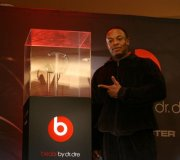 Dr. Dre and the Beats logo