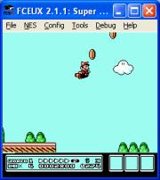 FCEUX NES emulator