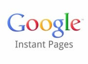 google instant and chrome browser