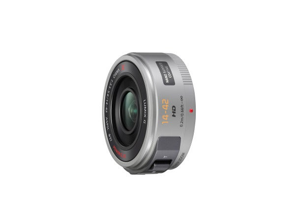 New Panasonic GX lens