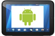 Two HP TouchPads With Android OS Surface; One for Sale on eBay