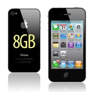 8GB iPhone 4 in the Works: Rumor