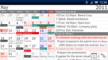 Jorte is great for tracking tasks.