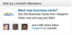 linkedin ads privacy
