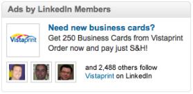 linkedin ads privacy