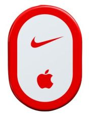 The Nike+ sensor