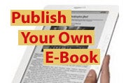 Publish your own e-book