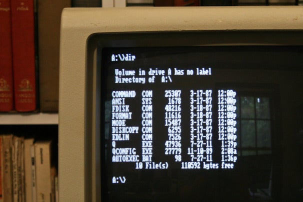 Can You Do Real Work With the 30-Year-Old IBM 5150?