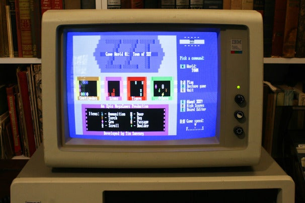 Can You Do Real Work With the 30-Year-Old IBM 5150? | PCWorld