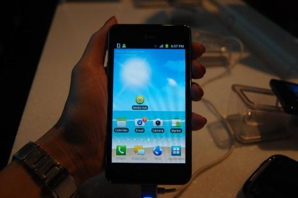 Galaxy S II for AT&T
