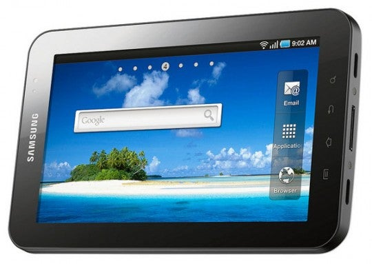 7-Inch Samsung Galaxy Tab